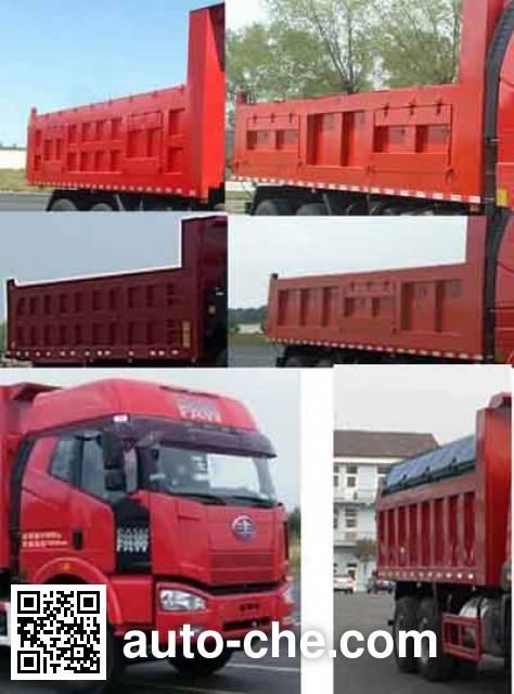 Heli Shenhu HLQ5256ZLJCA dump garbage truck