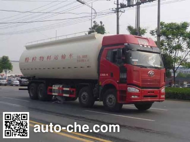 神狐牌HLQ5316GFLC低密度粉粒物料运输车