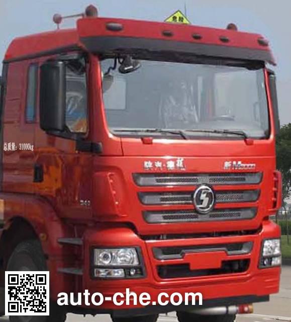 Heli Shenhu HLQ5310GYYSX4 oil tank truck