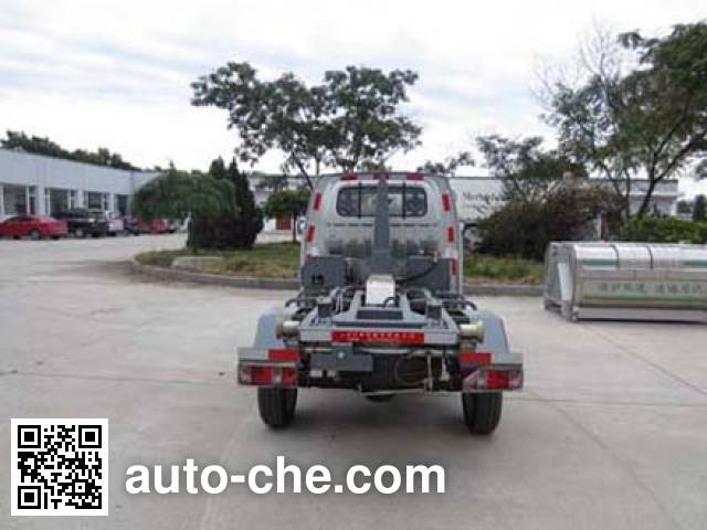 华林牌HLT5020ZXX车厢可卸式垃圾车