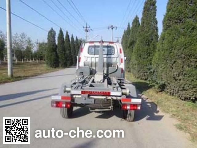 华林牌HLT5021ZXX车厢可卸式垃圾车