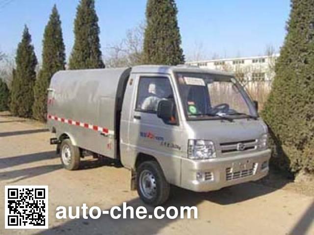 Hualin HLT5030ZLJ dump garbage truck