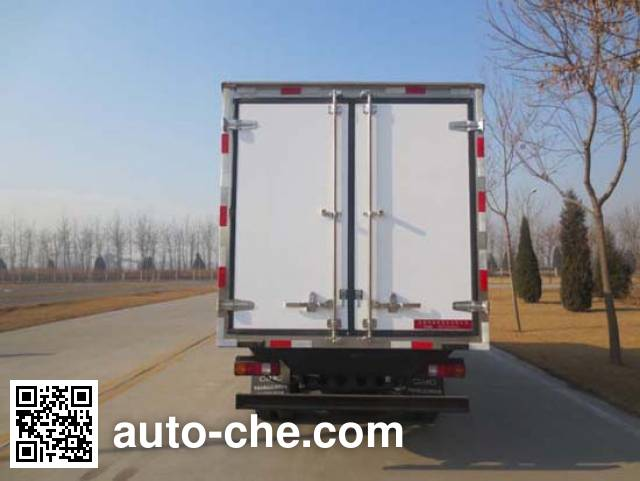 Hualin HLT5040XLC refrigerated truck