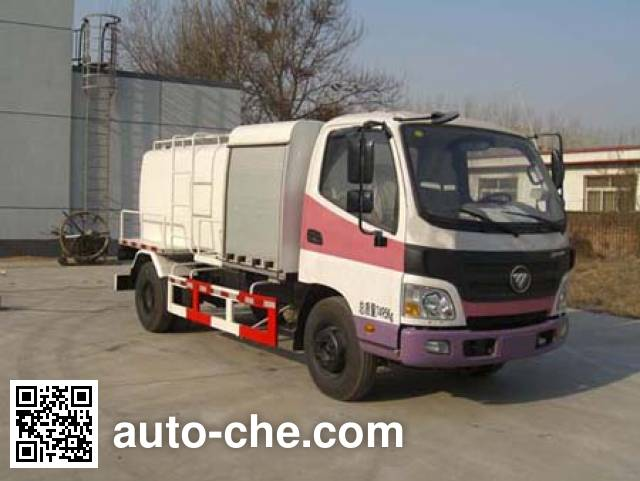 Hualin HLT5070GQXEV electric cleaner truck