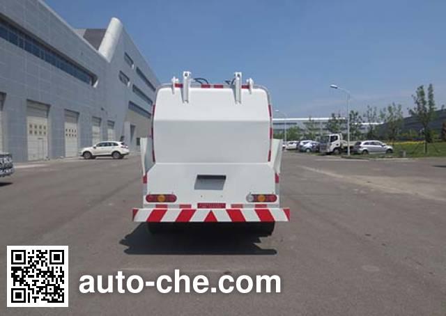 Hualin HLT5070TCAEV electric food waste truck
