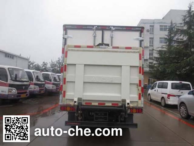 Hualin HLT5071XXYEV electric cargo van
