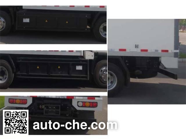 Hualin HLT5070XXYEV electric cargo van
