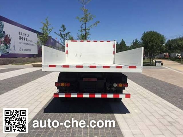 Hualin HLT5070ZLJEV electric dump garbage truck