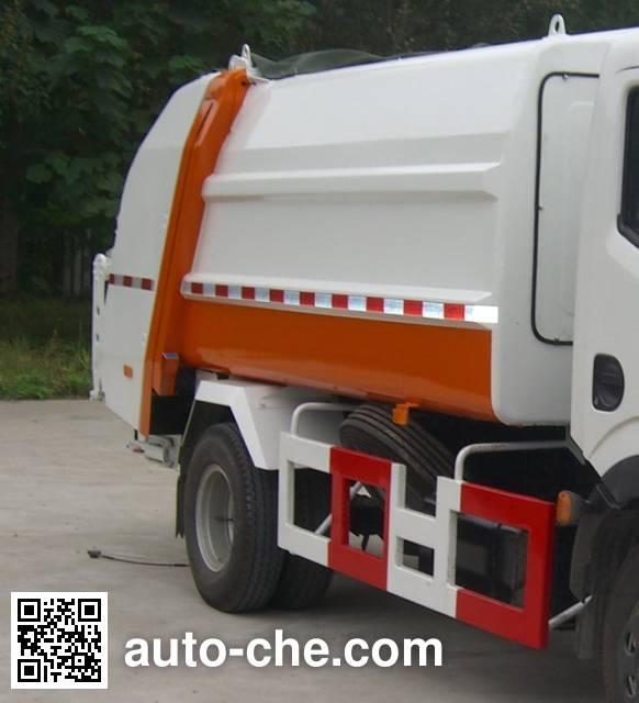 Hualin HLT5073ZYSQ garbage compactor truck
