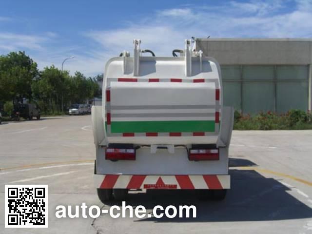 Hualin HLT5074ZZZ self-loading garbage truck