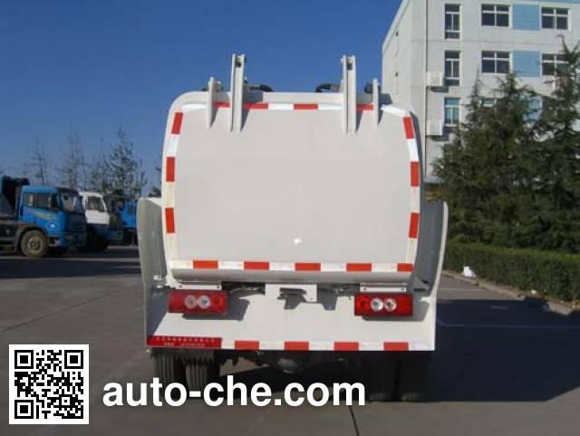 Hualin HLT5083ZZZ self-loading garbage truck