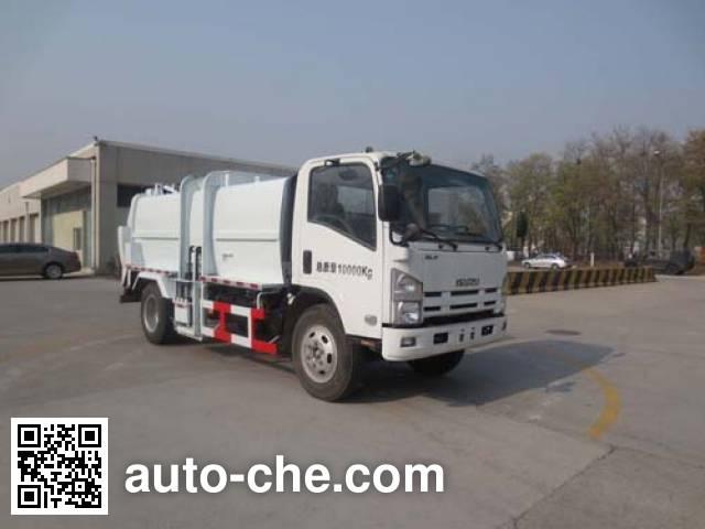 Hualin HLT5100TCA food waste truck
