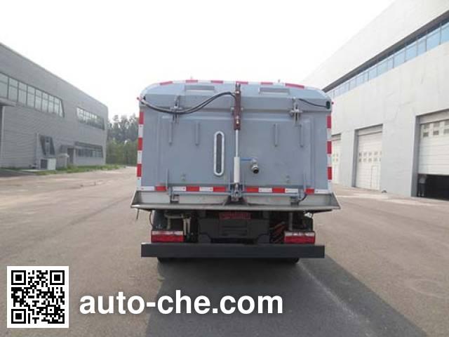 Hualin HLT5120TXSEV electric street sweeper truck