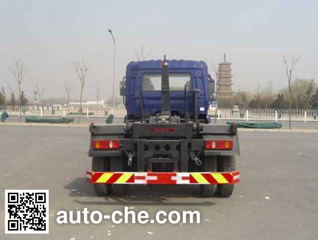 Hualin HLT5120ZXX detachable body garbage truck