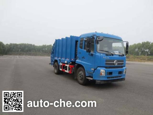 Hualin HLT5120ZYSE5 garbage compactor truck
