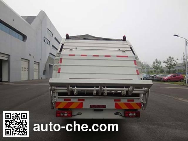 Hualin HLT5120ZYSE6 garbage compactor truck