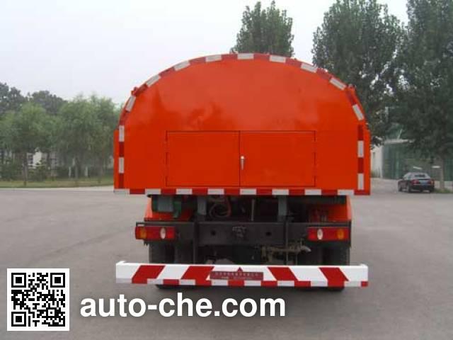 Hualin HLT5160GQX high pressure road washer truck