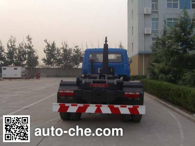 华林牌HLT5160ZXX车厢可卸式垃圾车