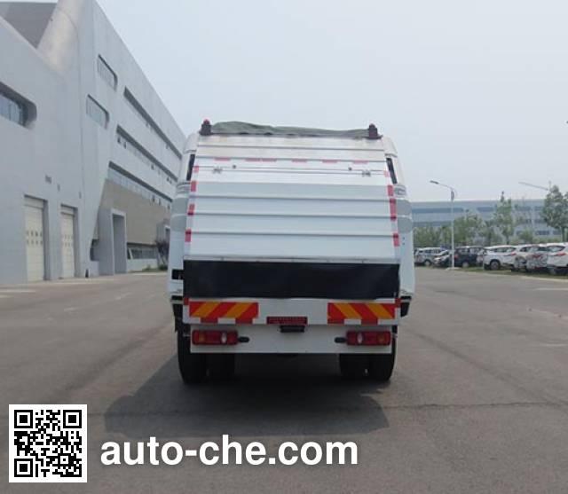 Hualin HLT5161ZYSE52 garbage compactor truck