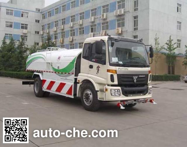 Hualin HLT5166GSSEV electric sprinkler truck