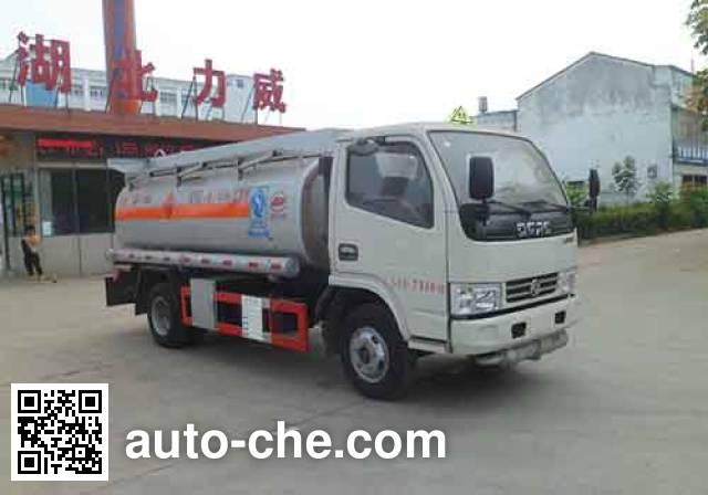 Zhongqi Liwei HLW5072GJY5EQ fuel tank truck