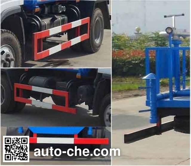 Zhongqi Liwei HLW5080GPS5SX sprinkler / sprayer truck