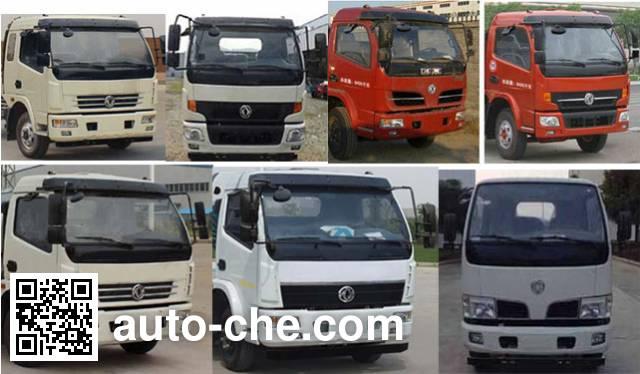 Zhongqi Liwei HLW5080XWT mobile stage van truck