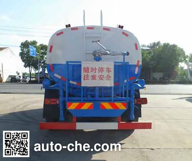 Zhongqi Liwei HLW5140GPS5EQ sprinkler / sprayer truck