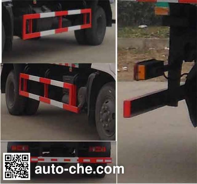 中汽力威牌HLW5160ZDJDFL压缩式对接垃圾车