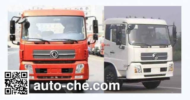 Zhongqi Liwei HLW5160GYY oil tank truck