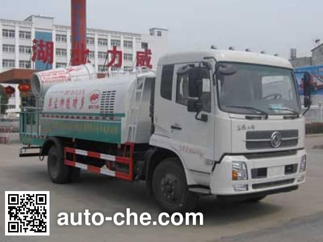 中汽力威牌HLW5161TDY多功能抑尘车
