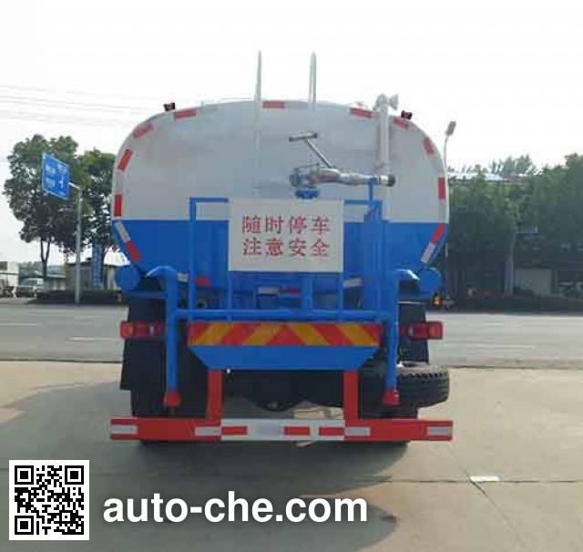 Zhongqi Liwei HLW5162GPS5DF sprinkler / sprayer truck