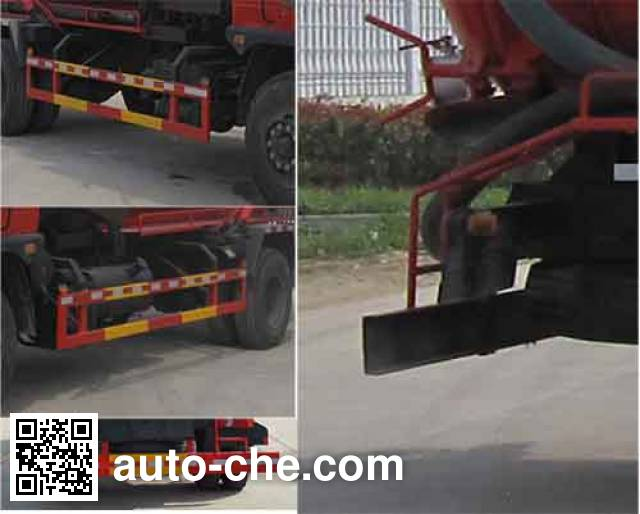 Zhongqi Liwei HLW5162GXW5EQ sewage suction truck