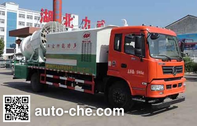 中汽力威牌HLW5162TDY多功能抑尘车