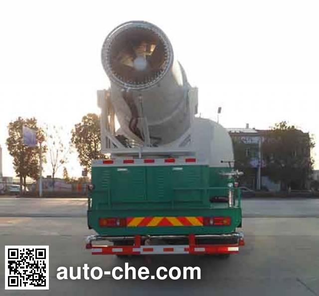 中汽力威牌HLW5165TDY5EQ多功能抑尘车