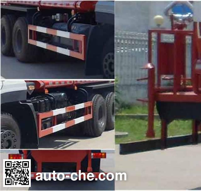 Zhongqi Liwei HLW5250GPS5DF sprinkler / sprayer truck
