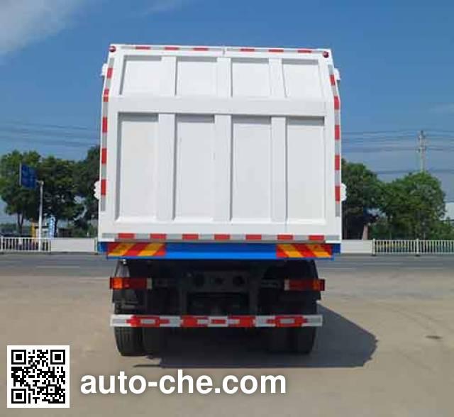 Zhongqi Liwei HLW5250ZDJ5ZZ docking garbage compactor truck