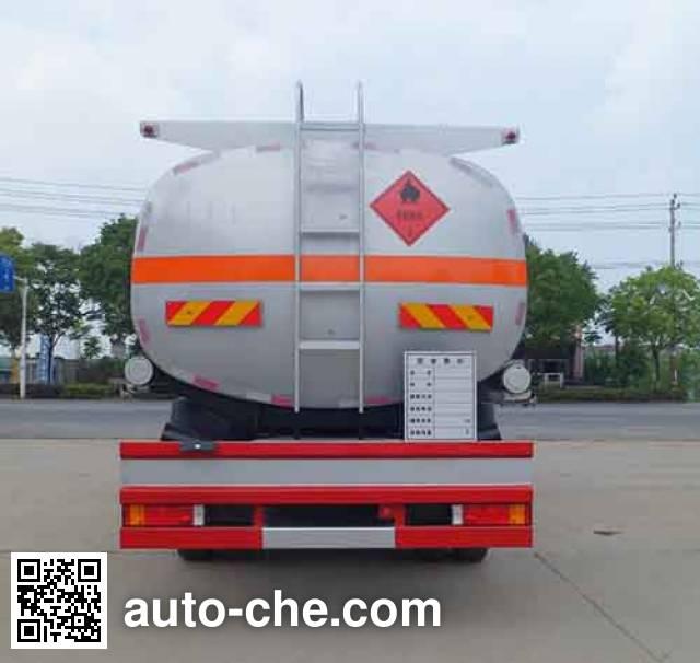 Zhongqi Liwei HLW5252GYY5EQ oil tank truck