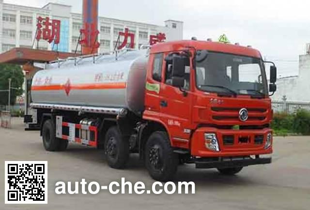 Zhongqi Liwei HLW5253GYY5EQ oil tank truck