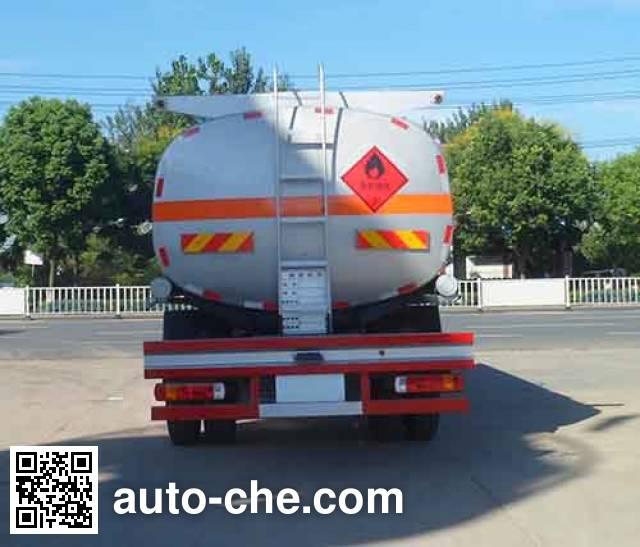 Zhongqi Liwei HLW5254GYY5BJ oil tank truck
