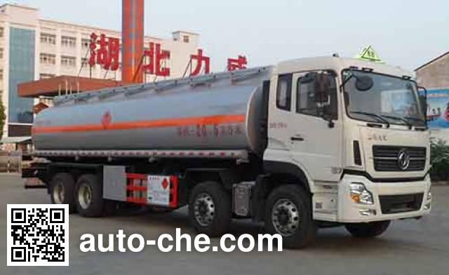 中汽力威牌HLW5310GYYD运油车