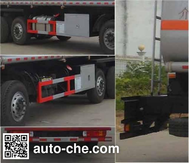 Zhongqi Liwei HLW5311GYY5BJ oil tank truck