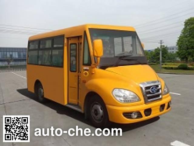 华新牌HM6550CFD5J城市客车