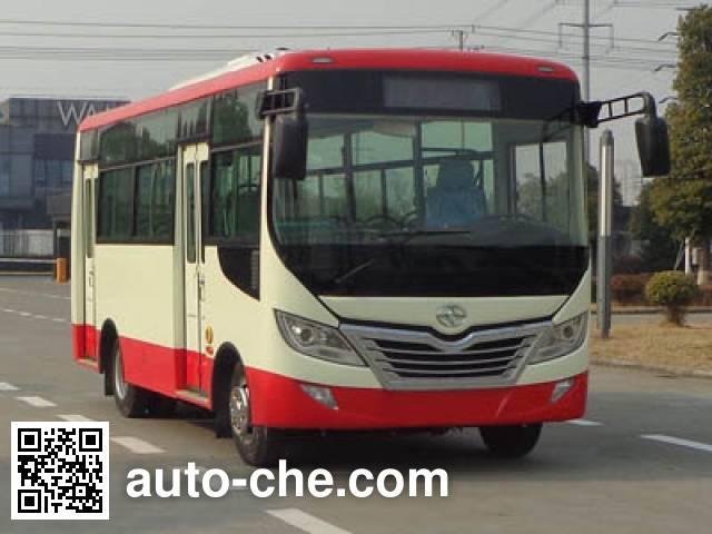 华新牌HM6600CFN5J城市客车