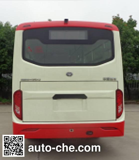 华新牌HM6601CFD4J城市客车