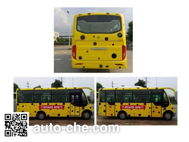 Huaxin HM6601CFD5X city bus