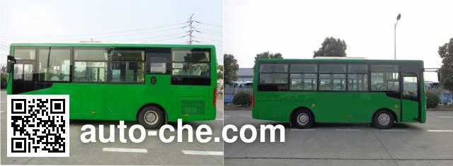 华新牌HM6732CRD5J城市客车