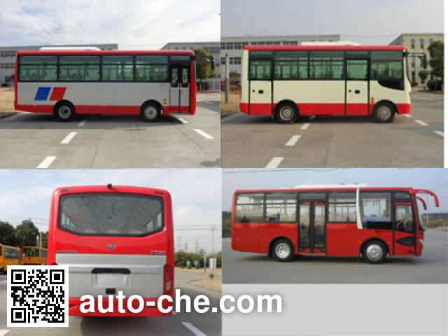 Huaxin HM6735CFN5J city bus