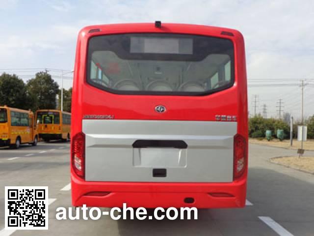 华新牌HM6735CFD4J城市客车