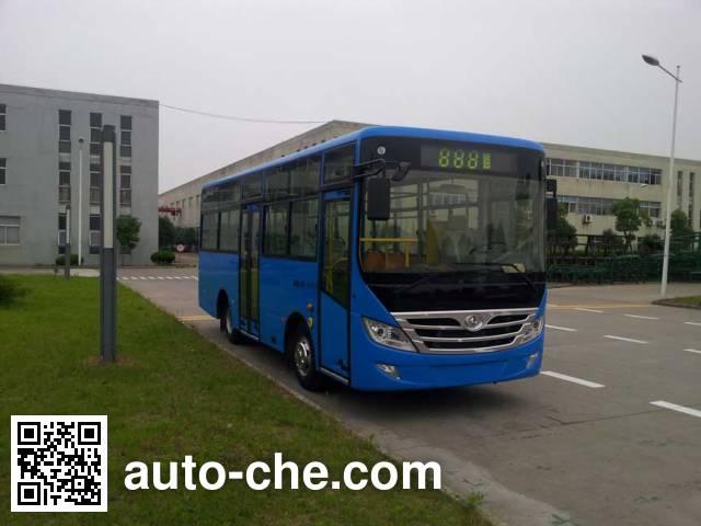 华新牌HM6780CFD5X城市客车